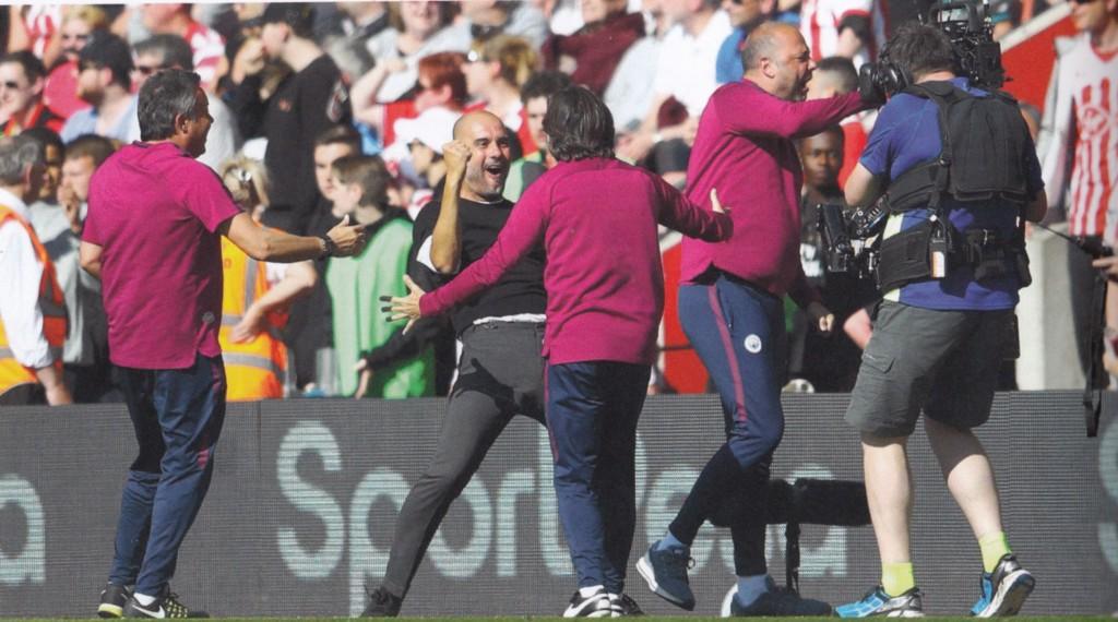 southampton away 2017 to 18 jesus goal 3