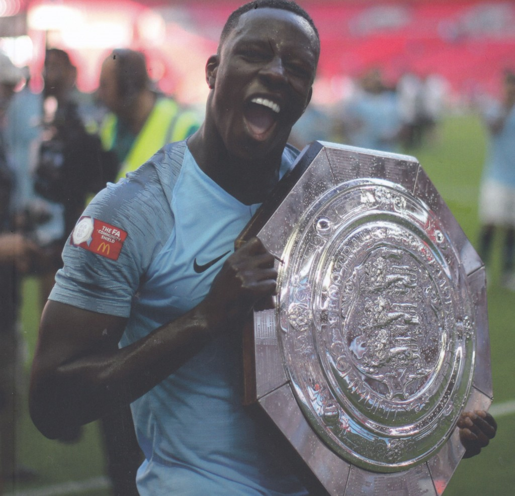Chelsea Comunity shield 2018 to 19 mendy shield