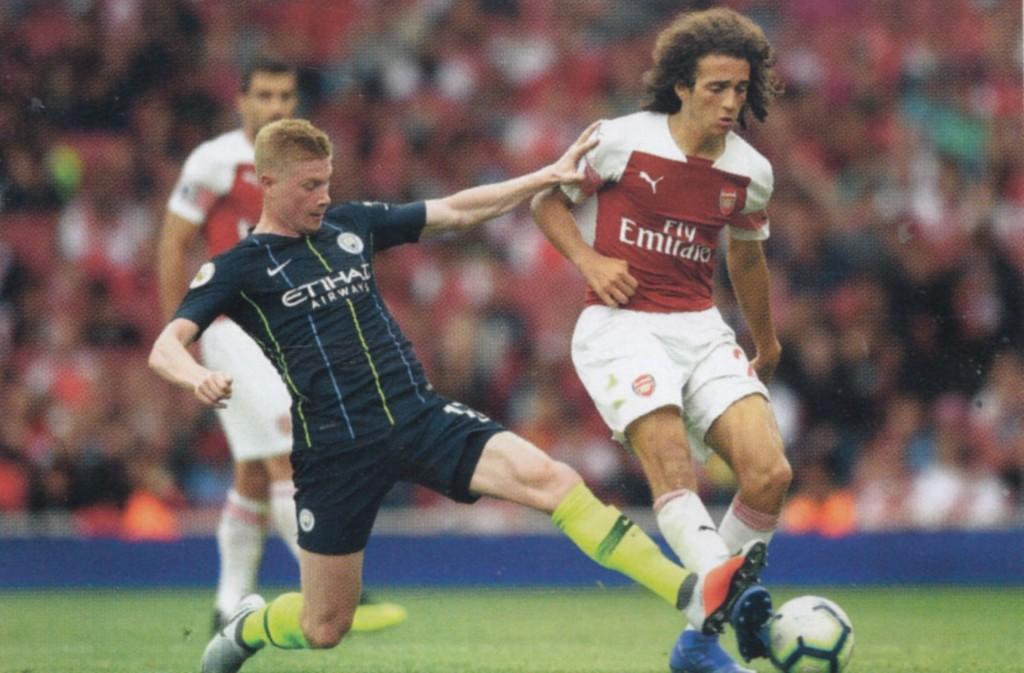 arsenal away 2018 to 19 action