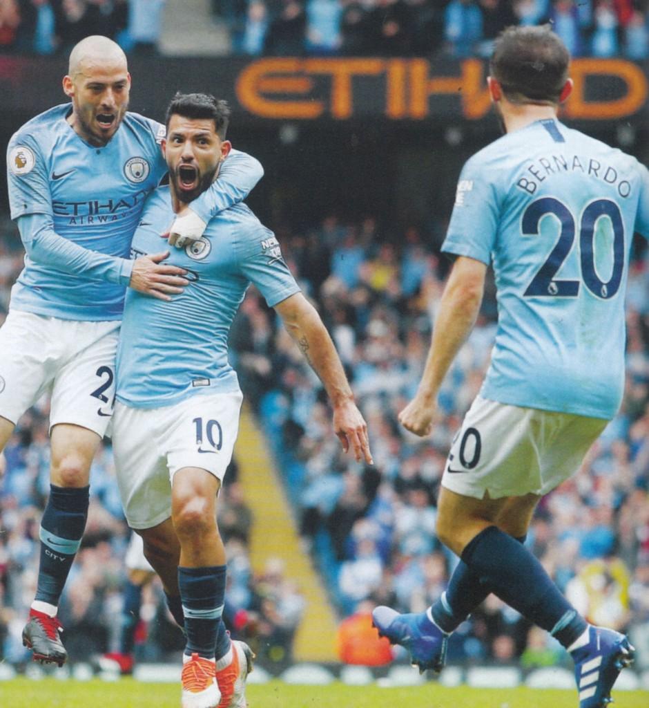 huddersfield home 2018 to 19 aguero hatrick