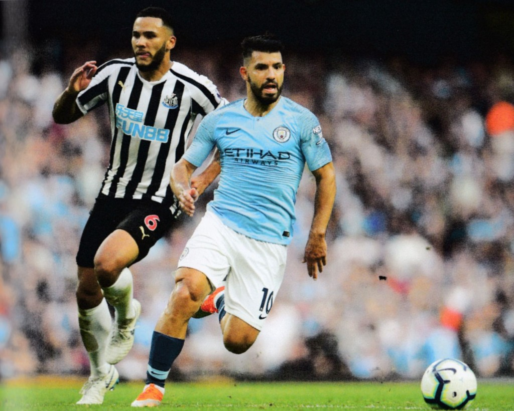 newcastle home 2018 to 19 action