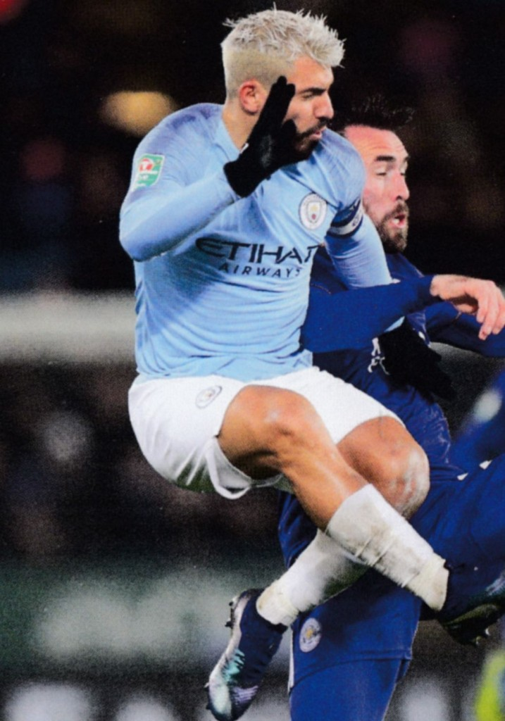 Leicester carabao cup 2018 to 19 action3