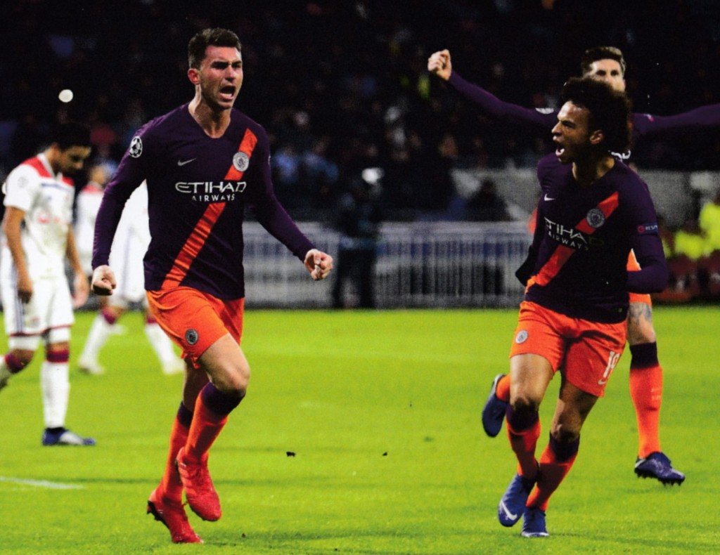 lyon away 2018 to 10 laporte goal