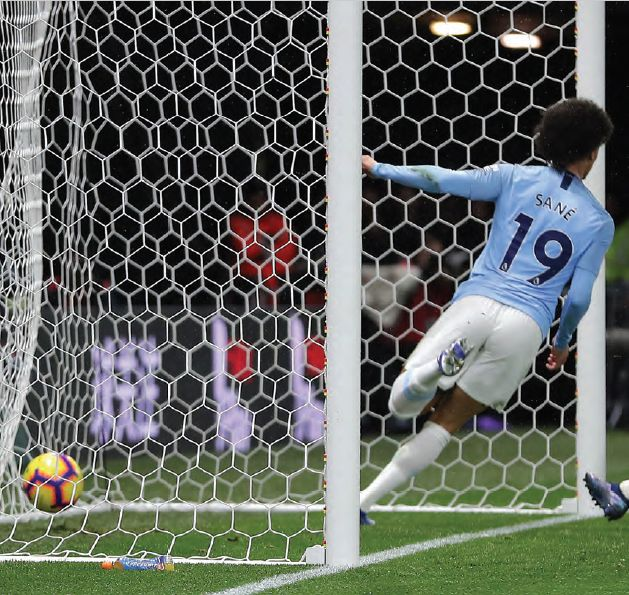 watford away 2018 to 19 sane goal2