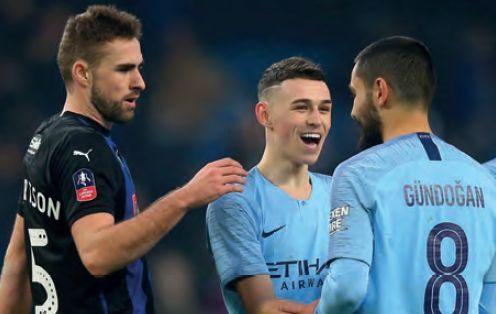 rotherham 2018 to 19 gundogan 4 assists