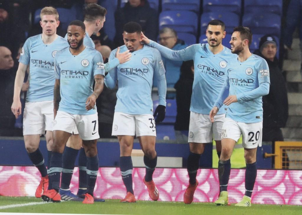 everton away 2018 to 19 jesus goal 3