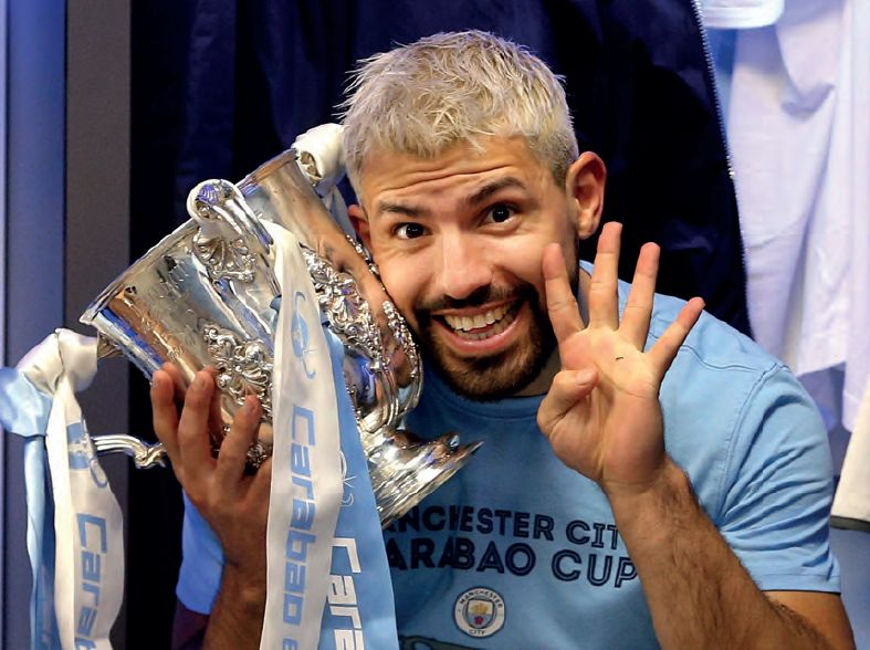 Chelsea Carabao cup final 2018 to 19 sergio cup celeb