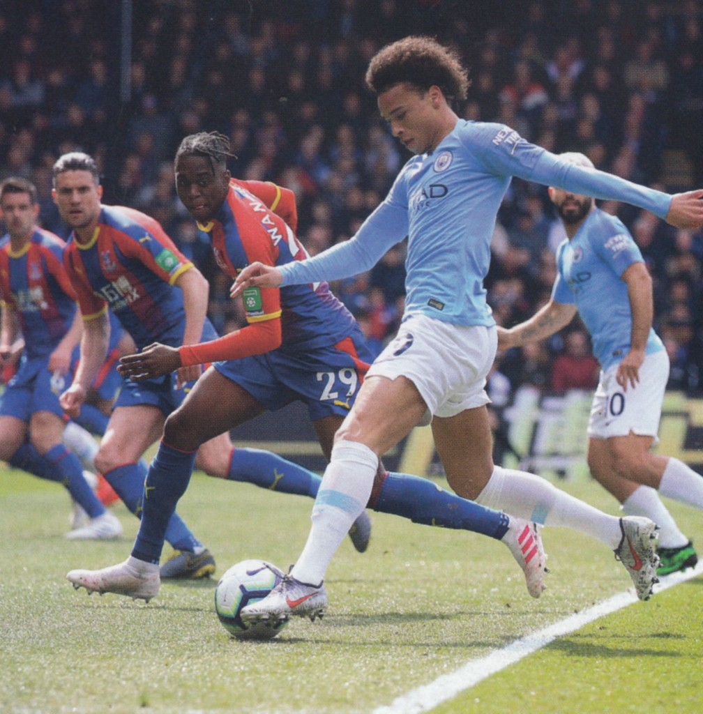 crystal palace away 2018 to 19 action5