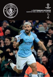 tottenham home champs lge 2018 to 19 prog