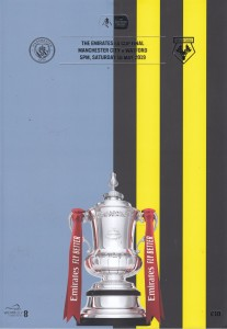 Watford FA Cup final 2018 to 19 programme