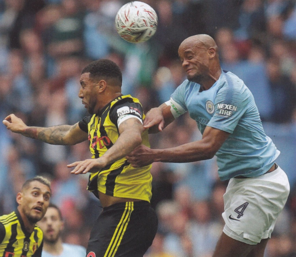 watford fa cup final 2018 to 19 action