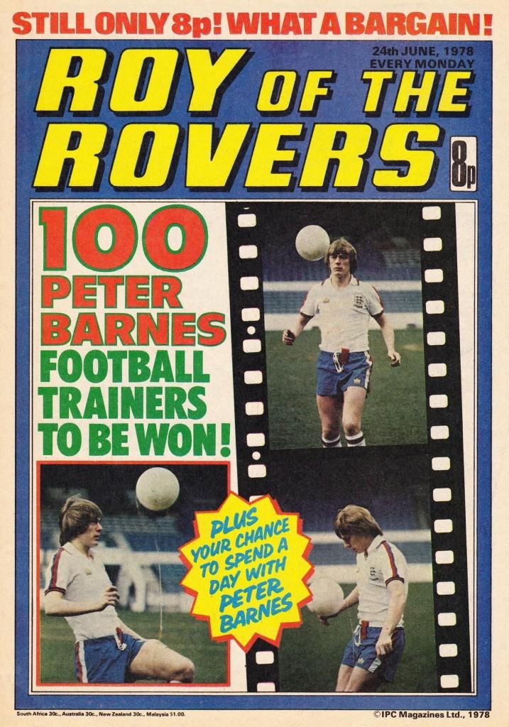 rotr football trainer 24 june 1978 part 1