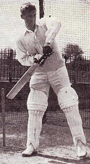 Jack Dyson cricket