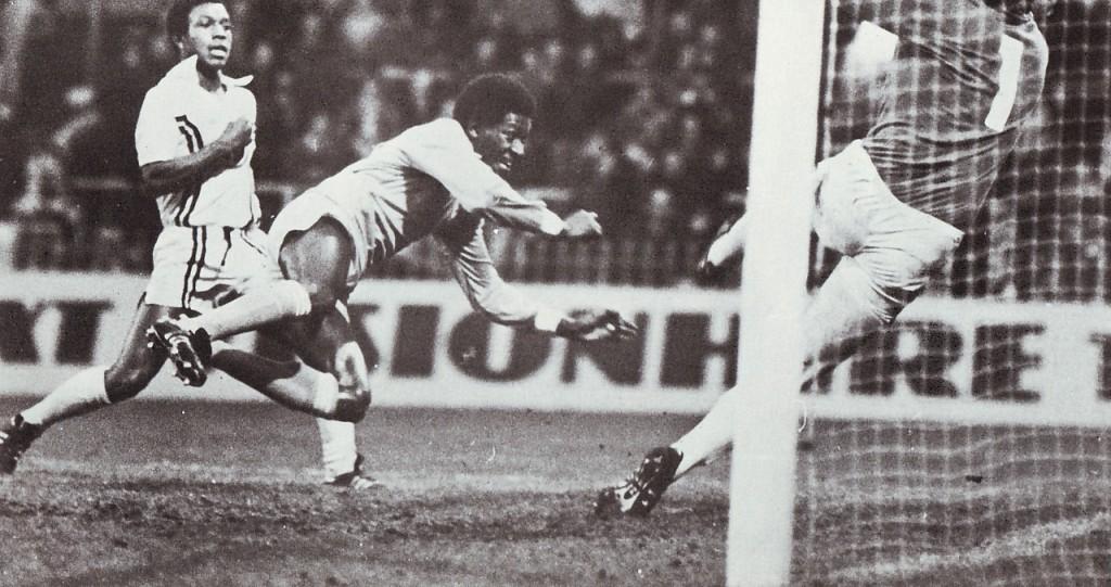 coventry home 1980 to 81 bennett goal