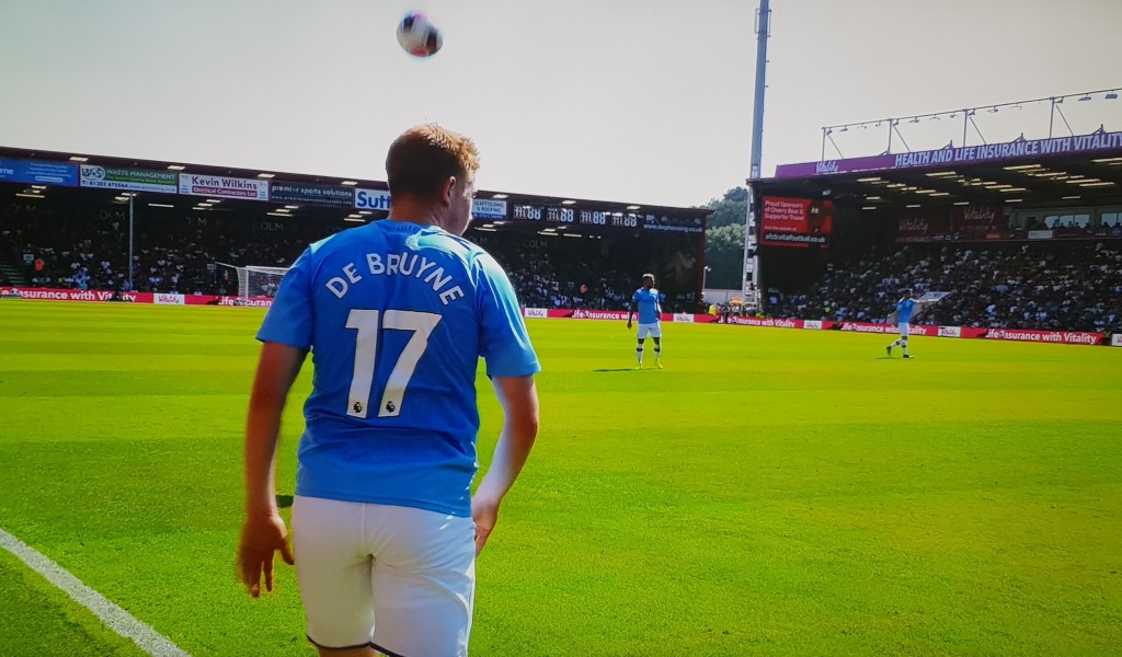 bournemouth away 2019 to 20 action3