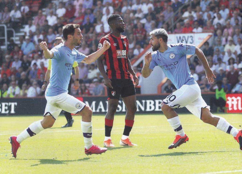 bournemouth away 2019 to 20 sergio scores 2