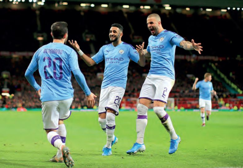 man utd away carabao cup 2019 to 20 b silva goal2
