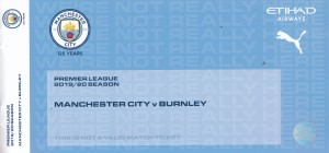 burnley home 2019 to 20 tiket