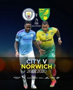 Norwich home 2019 to 20 prog