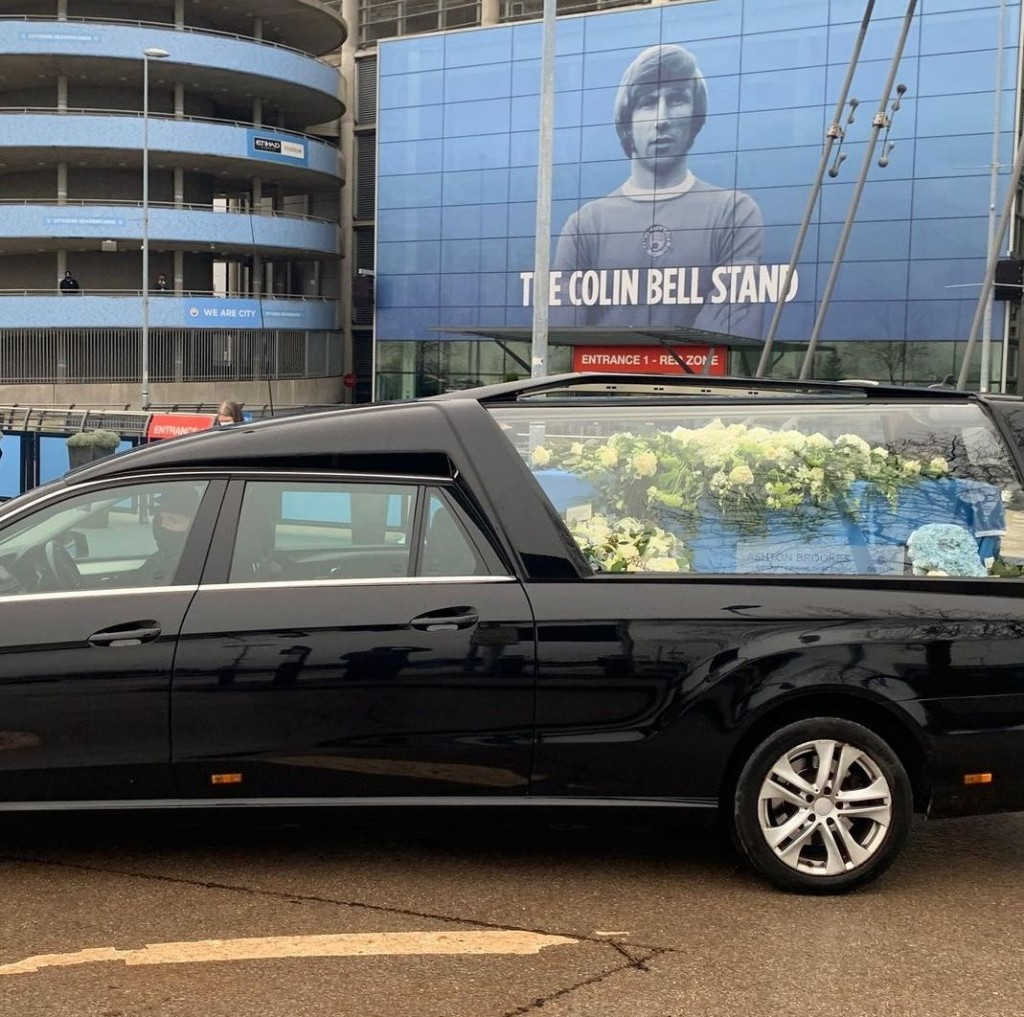 colin bell funeral