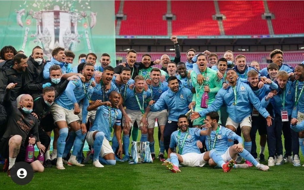 tottenham caraboa cup final 2021 celeb8