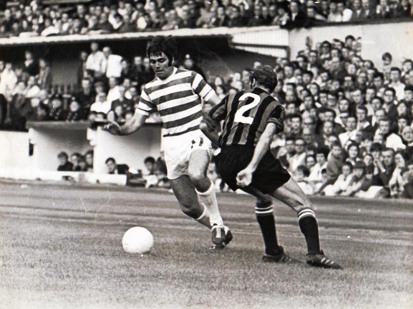 celtic friendly 1970 to 71 action6