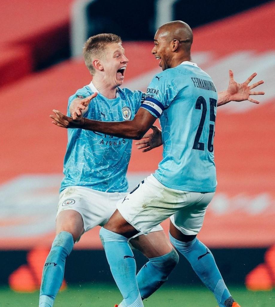 man united carabao cup 2020 to 21 fernandinho goal2