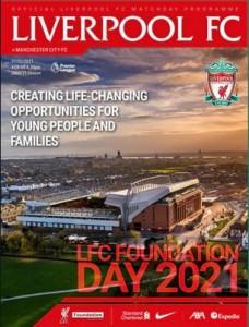 liverpool away 2020 to 21 PROG