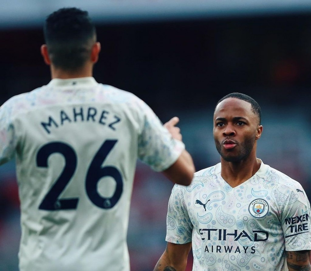 arsenal away 2020 to 21 sterling goal2