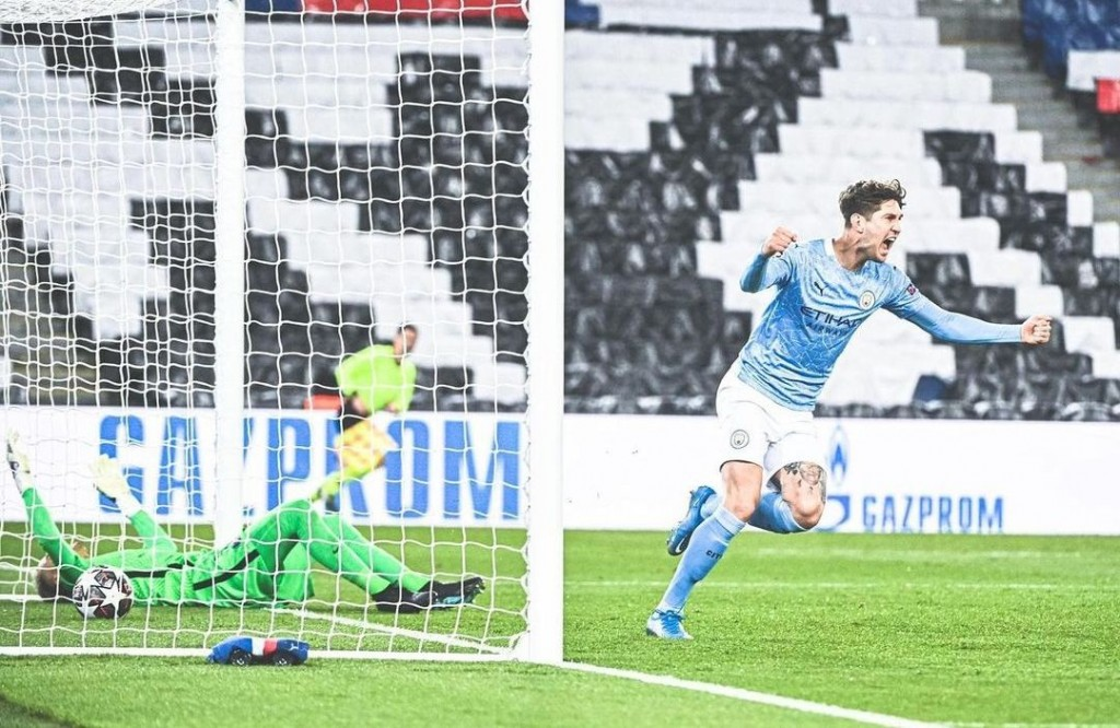 psg away 2020 to 21 de bruyne goal 2