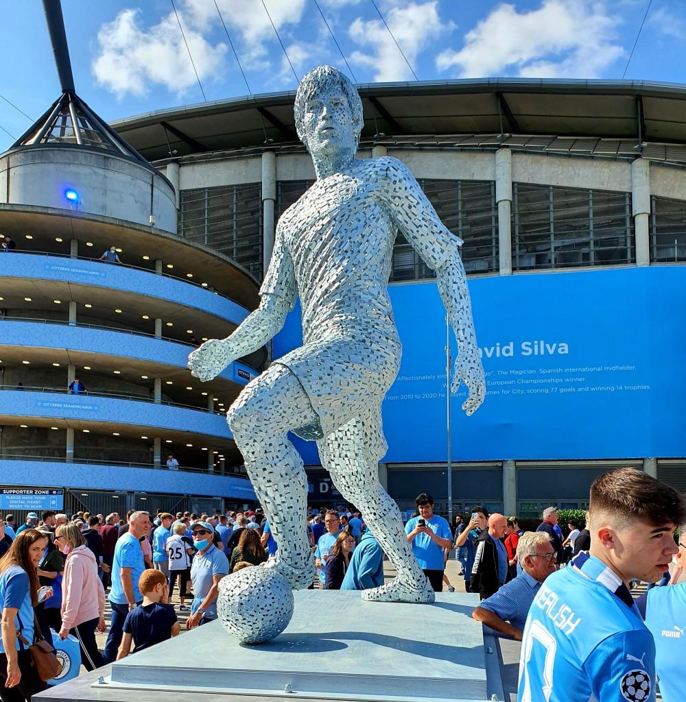 silva statue 2021 to 22