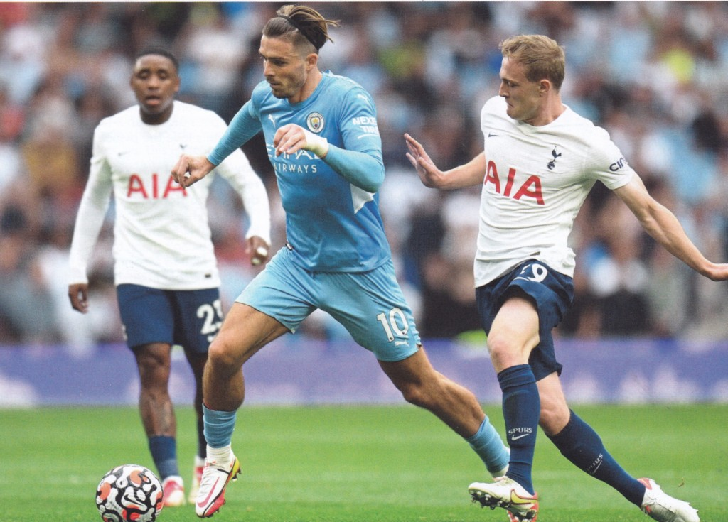 Tottenham away 2021 to 22 action2