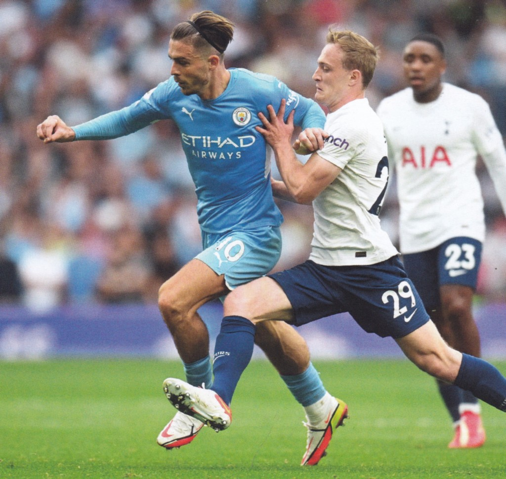 Tottenham away 2021 to 22 action4