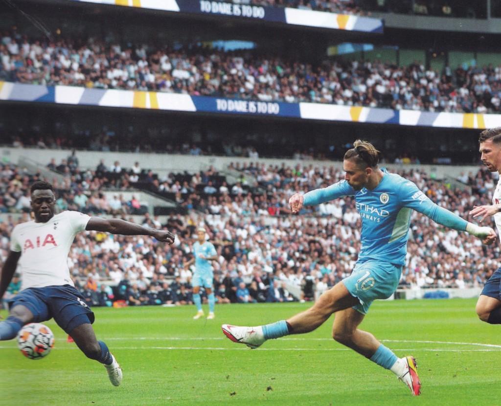 Tottenham away 2021 to 22 action6