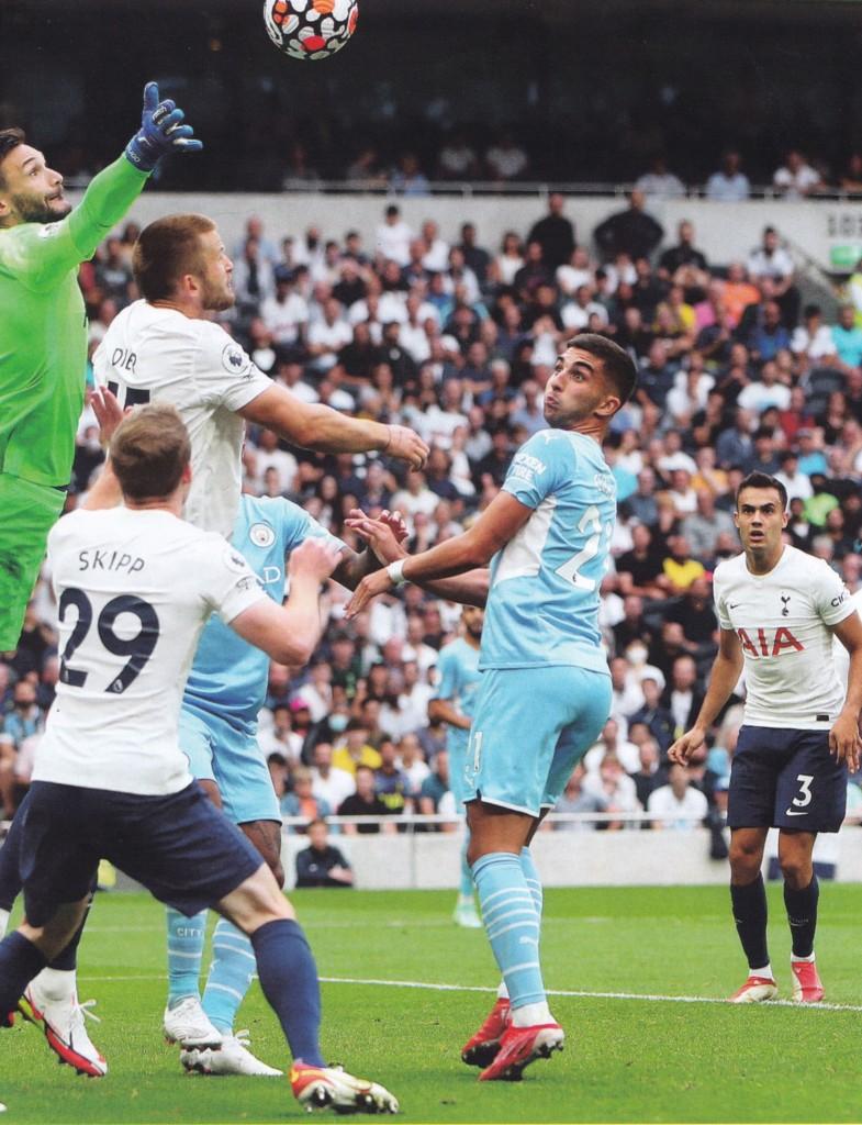 Tottenham away 2021 to 22 action7