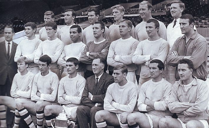 1966 to 67 team group