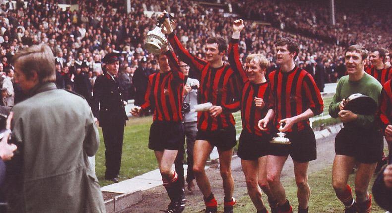 1968-69 fa cup final celeb cup