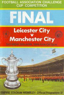 1968-69 fa cup final prog