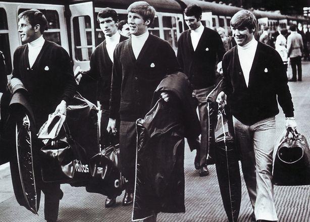 1968-69 fa cup final train to london