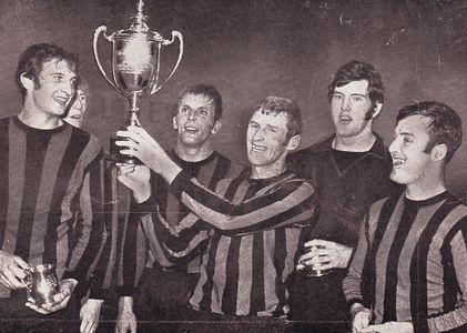 1969-70 5 a-side trophy