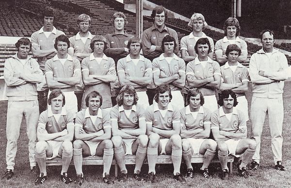 1975 to 76 team group
