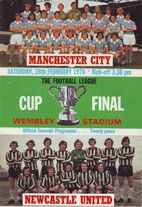 1976 league cup final prog