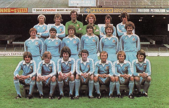 1977 to 78 team group