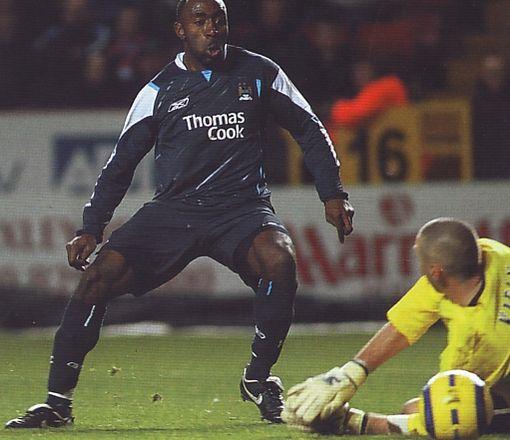 2005-06 charlton away vassell goal