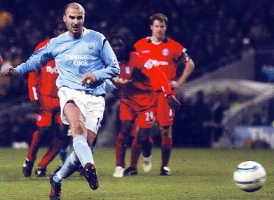 Birmingham home 2004 to 05 sibierski goal