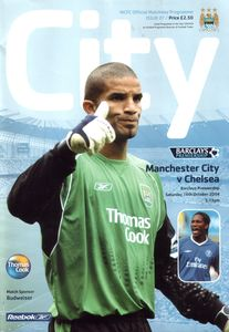 Chelsea home 2004 to 05 prog