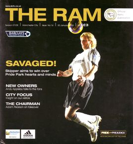 Derby away 2007 to 08 proga