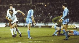 FA Cup Final Replay 1980 to 81 2nd villa goal