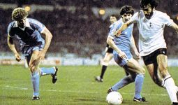 FA Cup Final Replay 1980 to 81 2nd villa goal4