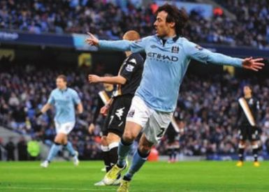 Fulham home 2012 to 13 silva goal